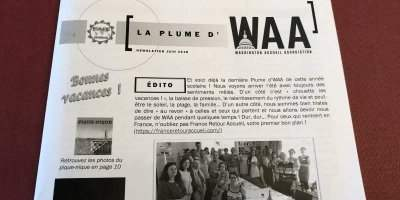 Appel A Contribution- Bulletin Plume d'WAA