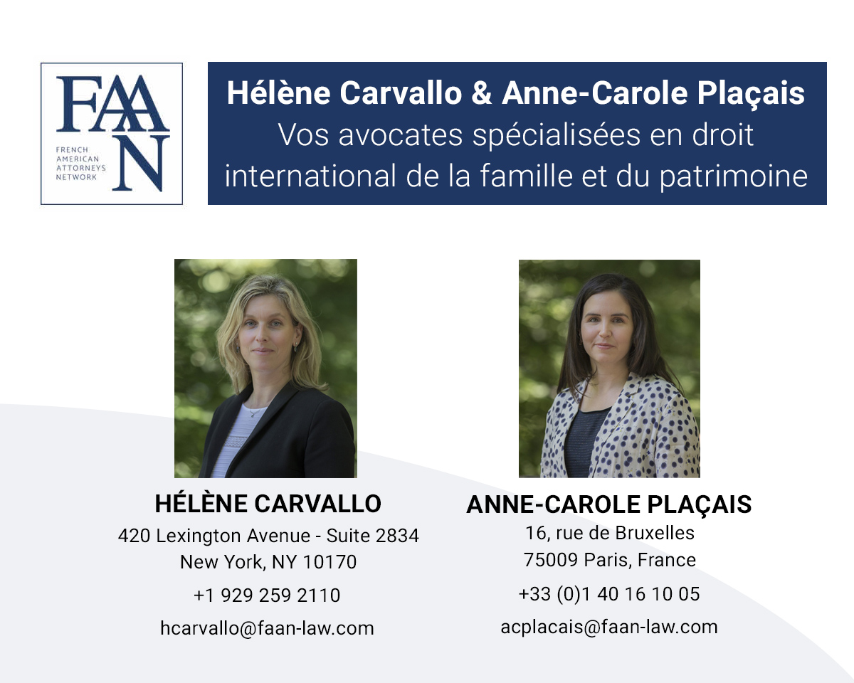 FAAN French American Attorneys Network